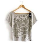 Presentes para Mãe: Camiseta Mulher Maravilha
