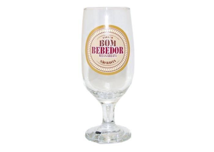 Taça de cerveja Bom Bebedor