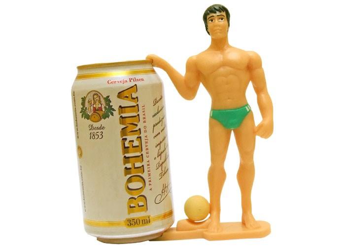 Pegador de cervejaMoreno