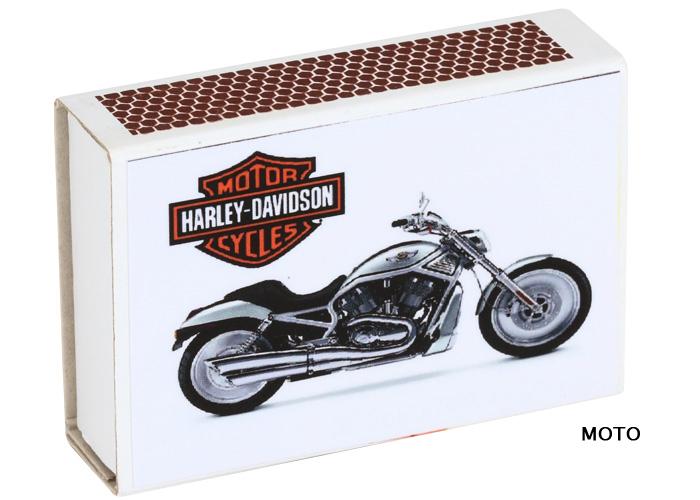 Imã caixa de fósforo Harley-DavidsonMoto
