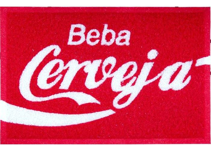Capacho Beba CervejaVermelho