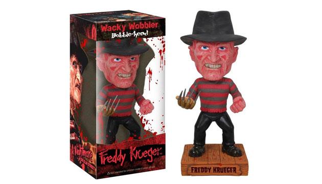 Boneco Bobble Head Funko FREDDY KRUEGER