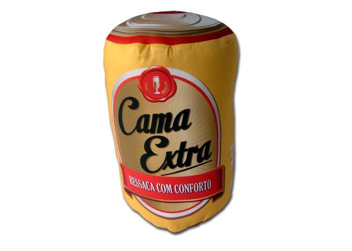 Almofada Latinha Cama Extra Ressaca com Conforto