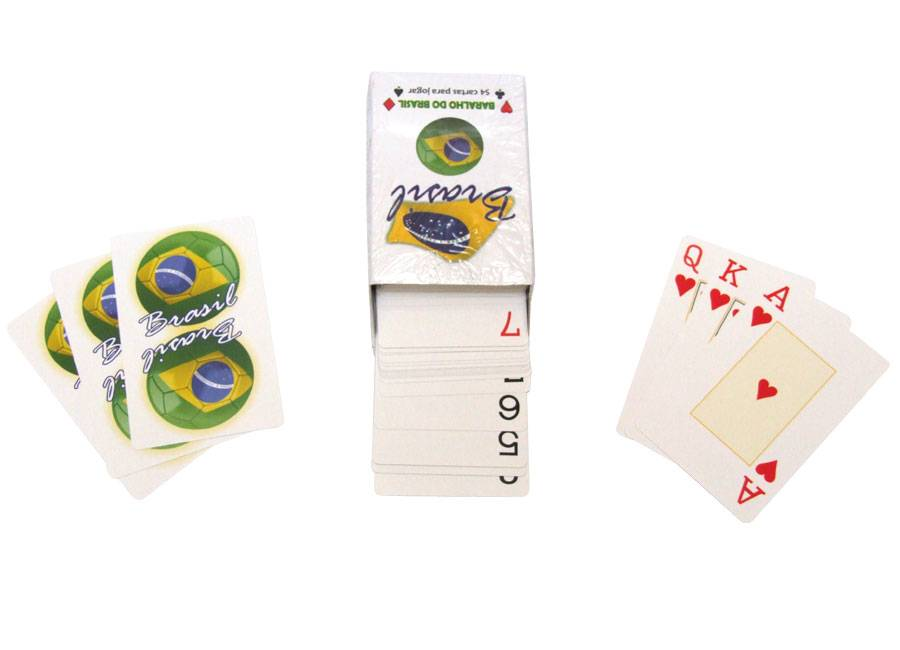 Baralho do BrasilBranco