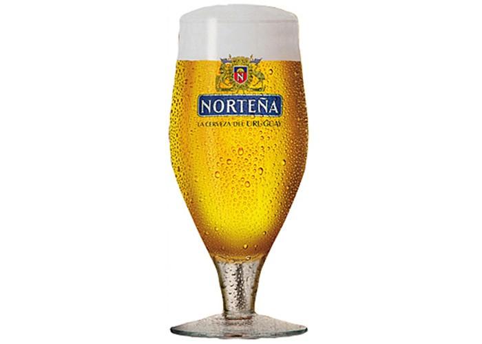 Taça de cerveja Norteña