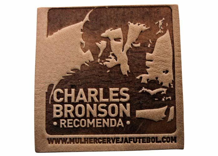 Bolachas Porta-Copos do Charles Bronson