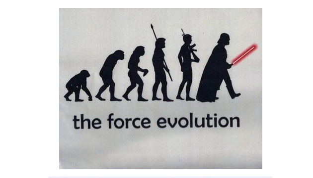 Mouse Pad STAR WARS Force Evolution