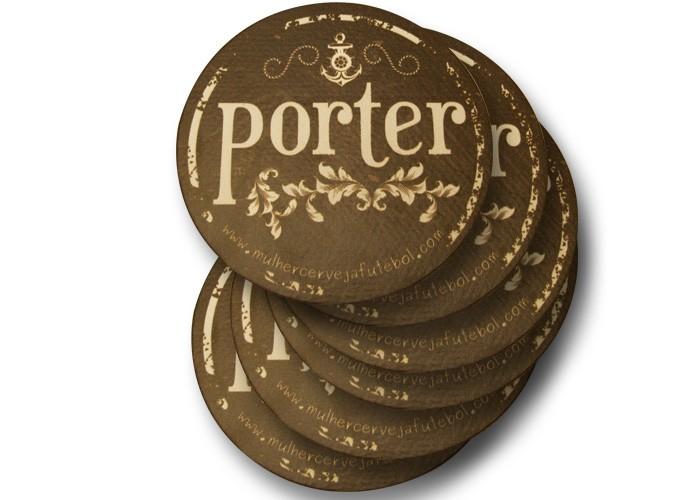 Porta-Copos Magnético Porter