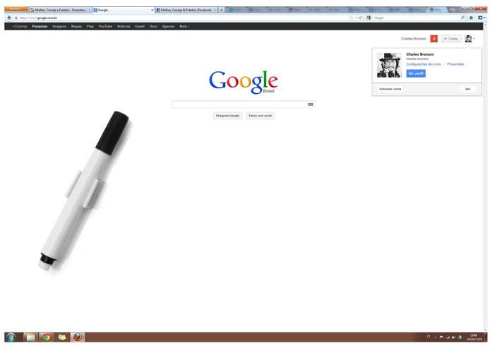 Porta recados para geladeira Google