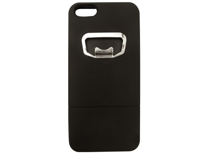 Case para iPhone 5 com Abridor de Garrafas