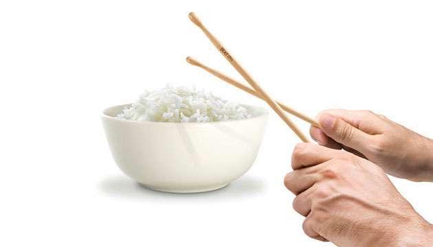 4 pares de Hashi (palitinhos) p/ Comida Japonesa BEAT IT (Fred e Freinds)