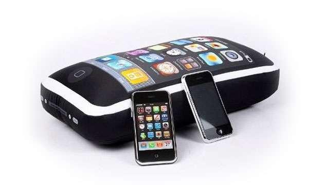 Almofada iPhone iCushion