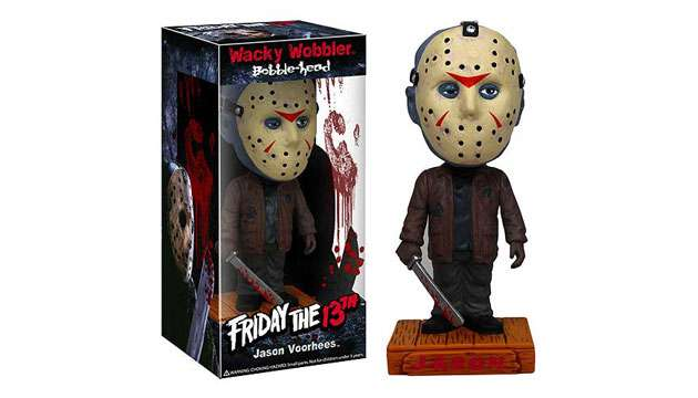 Boneco Bobble Head Funko JASON