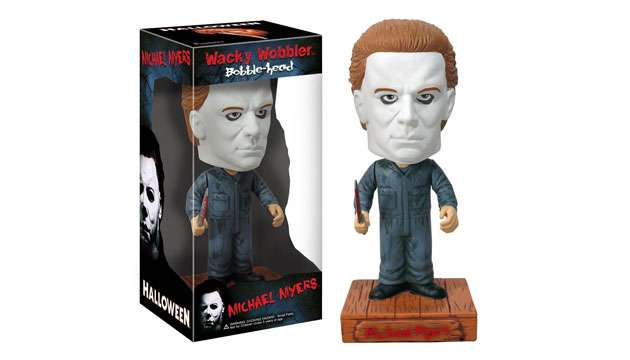 Boneco Bobble Head Funko MICHAEL MYERS