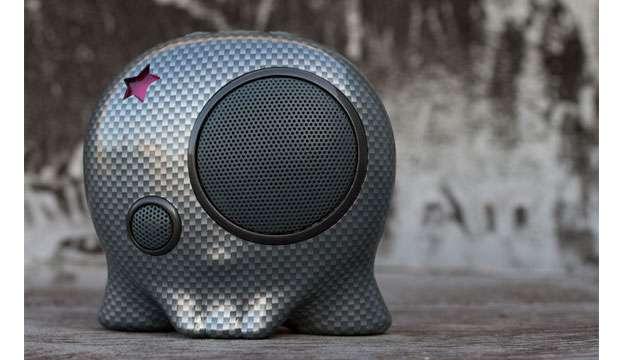 BoomBotix Caixa de Som BB2 Bluetooth - Carbon