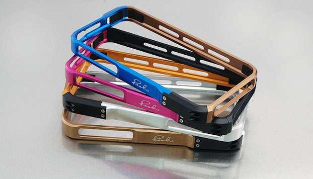 Bumper de Alumínio iPhone 4/4s