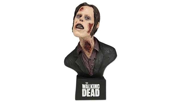 Busto The Walking Dead Tank Zombie Neca