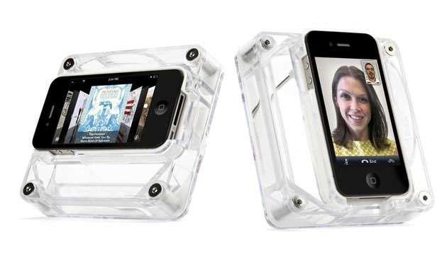 Caixa Acústica AirCurve Play - iPhone 4/4s
