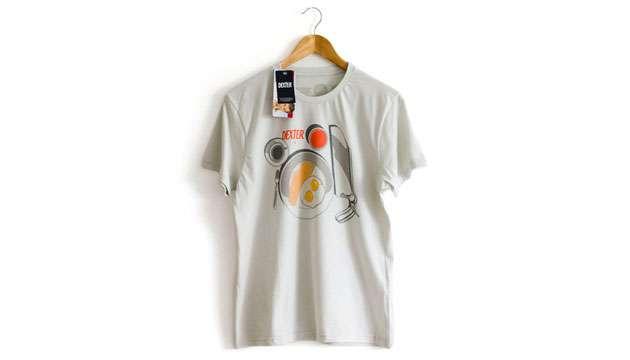 Camiseta DEXTER Breakfast