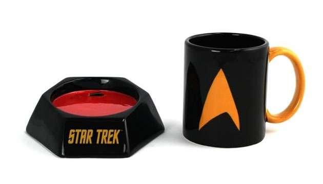 Caneca Star Trek c/ Efeitos Sonoros