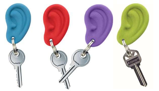 Chaveiro Orelha EAR RING - Fred e Friends (Frete Grátis)