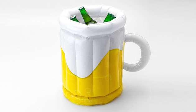 Cooler Inflável Caneca de Cerveja