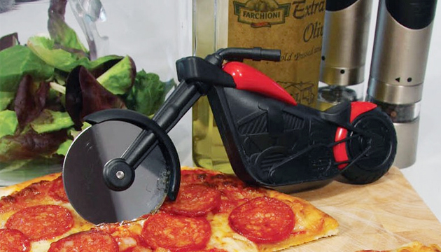 Cortador de Pizza MOTO Chopper