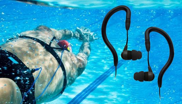 Fone de Ouvido à Prova de Água (3m) Armor-X  c/ Ricos Graves