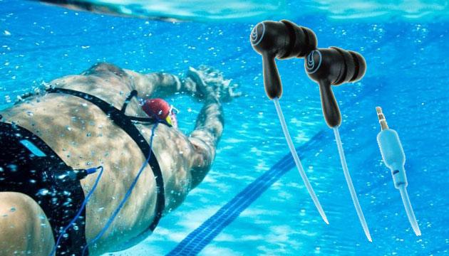 Fone de Ouvido à Prova de Água Armor-X