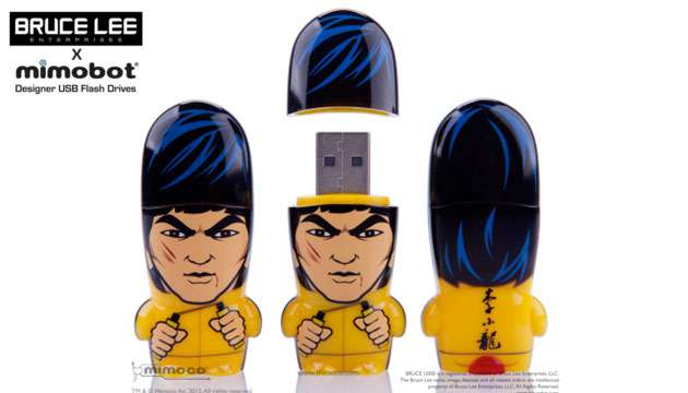 Pen Drive Mimobot® BRUCE LEE - 8GB