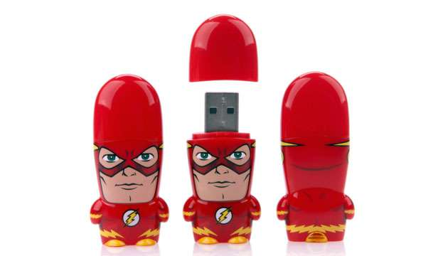 Pen Drive Mimobot® DC Comics THE FLASH - 8GB