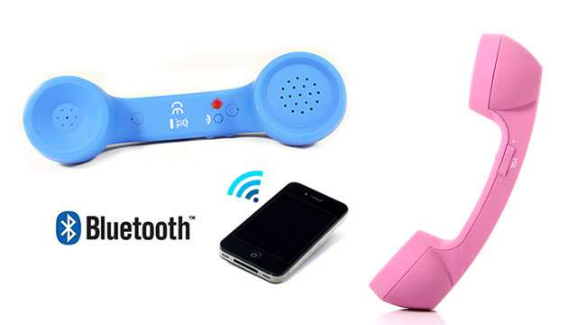 Pop Phone Retro Bluetooth - Sem Fio