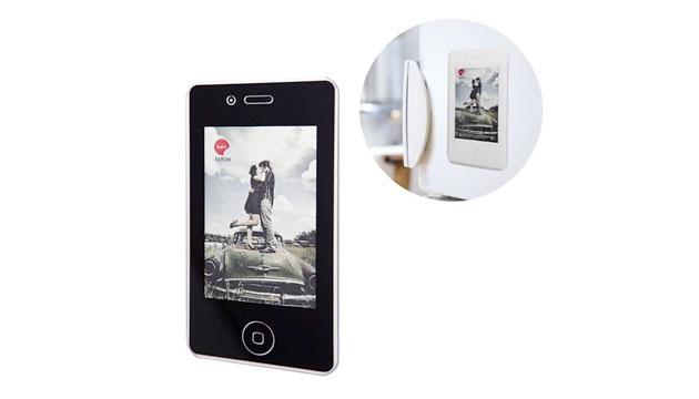 Porta Retratos Magnético iPhone