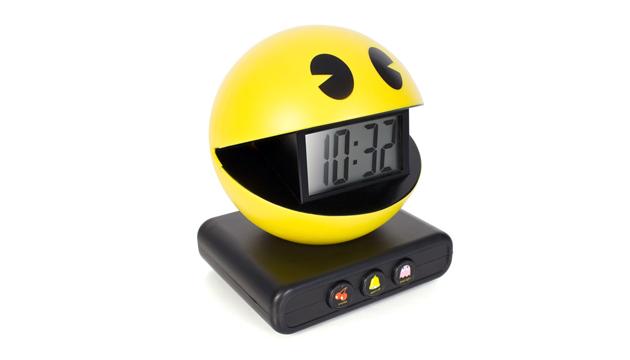 Relógio Despertador PAC-MAN