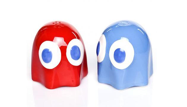 Saleiro e Pimenteiro Pac-Man