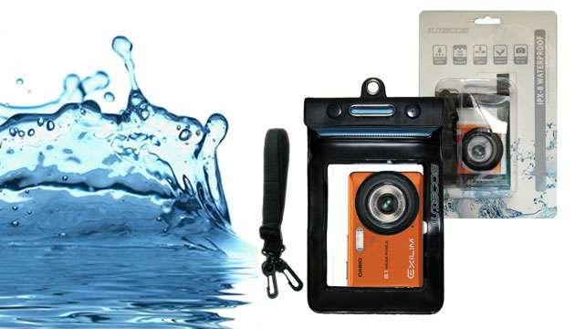 Soft Case Armor-X à Prova DÁgua (3m) - Câmeras Compactas