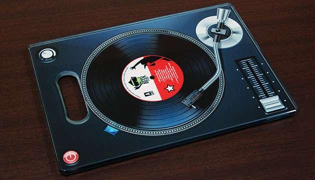Tábua de Carne de Vidro 35x25cm DJ