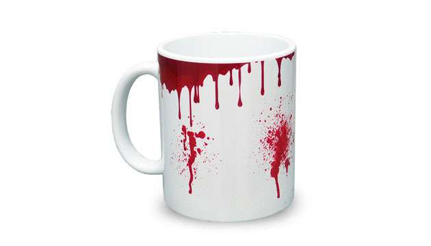 Caneca BLOOD Drink