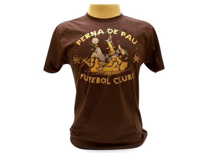 Camiseta Perna de Pau Futebol Clube