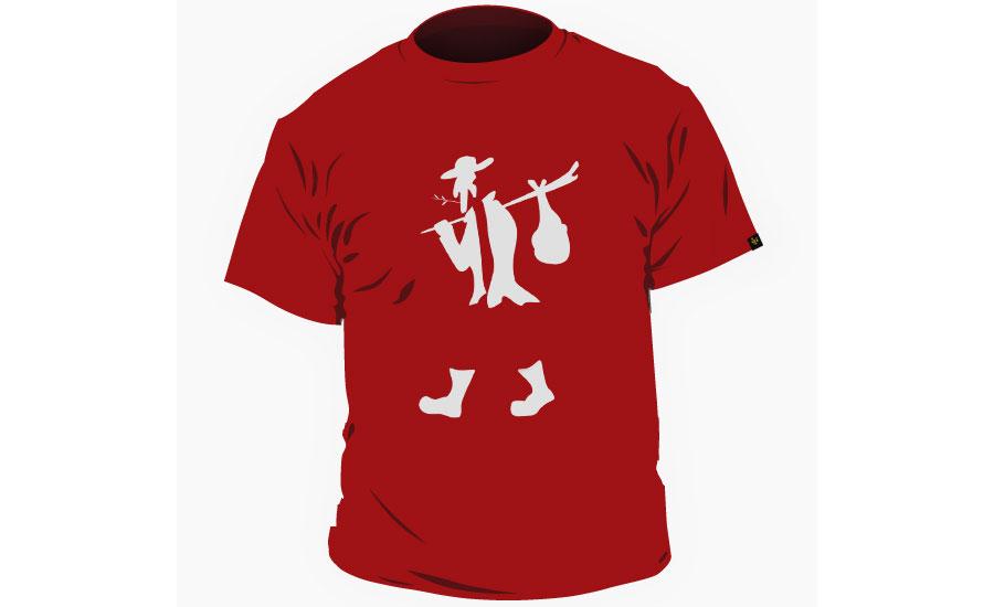 Camisa João Andante Vermelha