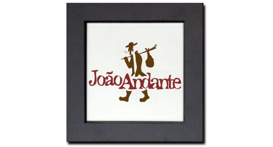 Quadro da Cachaça João Andante