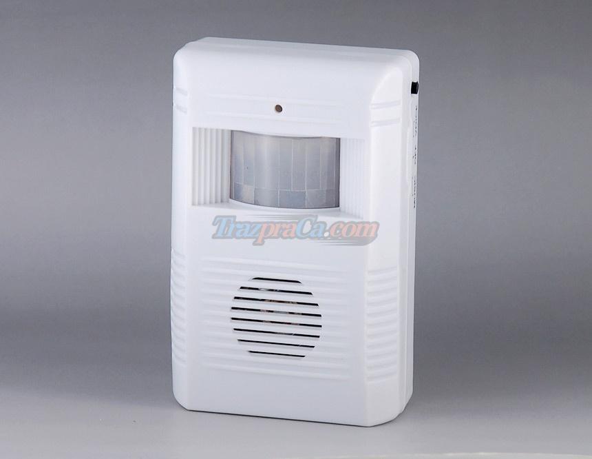 Alarme de Movimento Wireless Chime
