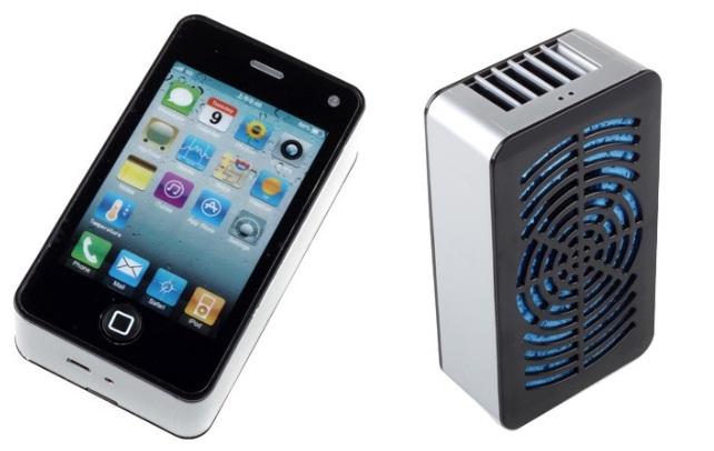 Ar Condicionado Portátil em forma de iPhone