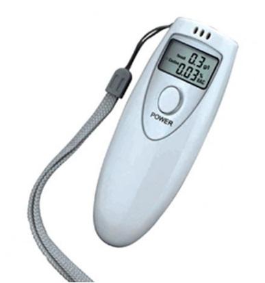 Bafômetro Digital com Display em Lcd