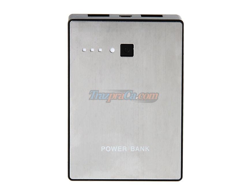 Bateria Externa Recarregável para iPad iPhone Celulares 6800mAh