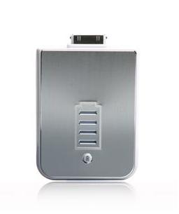 Carregador Solar com Bateria 2400mAh para iPhone