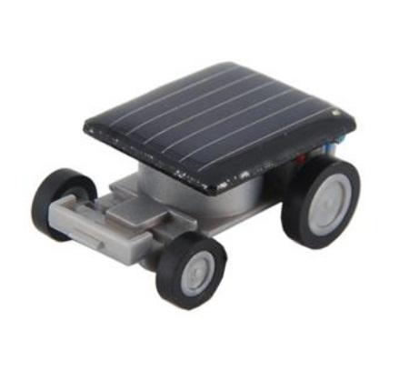 Carrinho Movido à Energia Solar