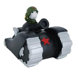 Cofrinho Tanque de Guerra
