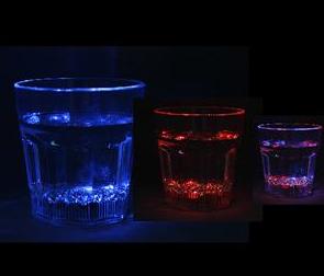 Copo Mágico com LED