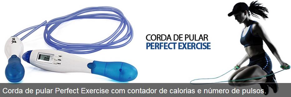 Corda de Pular com Contador de Calorias e Tela LCD